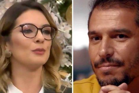 Liliana Oliveira Sobre Pedro Pé Curto Casados! Amigo De Liliana Ataca Pé-Curto E Exige Respeito Pela Concorrente