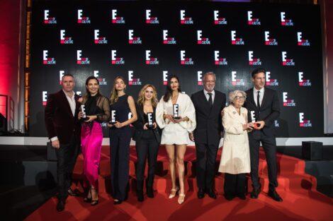 Premios E Red Carpet Cristina Ferreira E Isabela Valadeiro Entre As Vencedoras Dos Prémios E! 2020