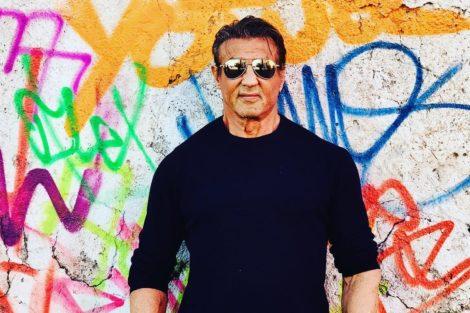 Sylvester Stallone E1578762304565 Mãe De Sylvester Stallone Faz Sucesso A Levantar Pesos Aos 98 Anos