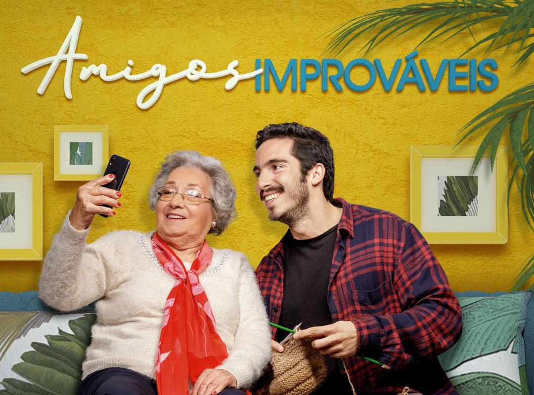 Amigos Improvaveis E1578095859716 Sic Aposta Em &Quot;Amigos Improváveis&Quot; Com Famosos