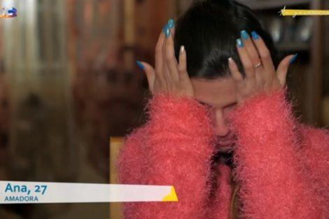 Ana Amigos Improvaveis Ana De 'Amigos Improváveis' Em Lágrimas: &Quot;Está A Ser Difícil&Quot;