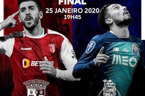Braga Porto Taça Da Liga Rtp1 Garante Direitos Televisivos Do Jogo Decisivo Deste Sábado