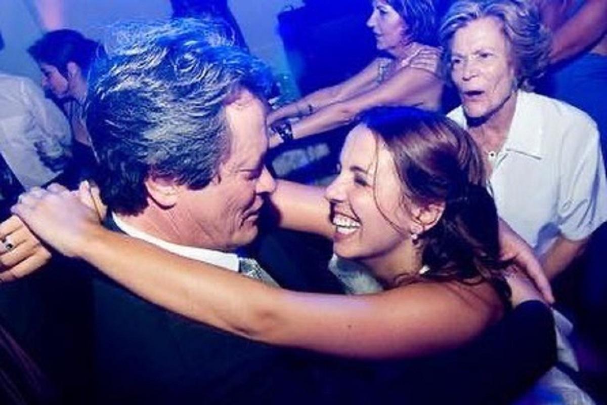 Carlos Oliveira Tania Ribas De Oliveira Pai Tânia Ribas De Oliveira Mostra Mensagem Do Pai: &Quot;Um Sopro De Amor...&Quot;