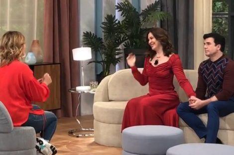 Claudia Raia Cláudia Raia Recorda A Cristina Ferreira O Dia Em Que Perdeu A Mãe