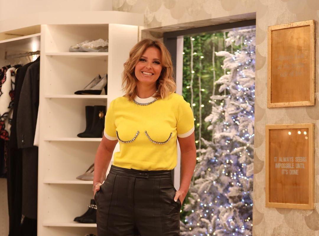 Cristina Ferreira 3 E1578351323735 Cristina Ferreira Critica Atriz Nos Globos De Ouro