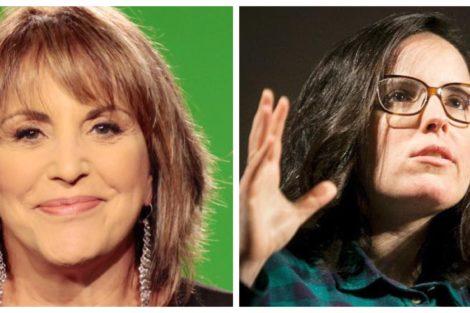 Dinaaguiar E Joanamarques Dina Aguiar Reage A Humor De Joana Marques: &Quot;Haja Paciência. Já Chega... Não?&Quot;
