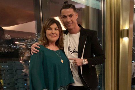 dolores aveiro cristiano ronaldo O novo look de Cristiano Ronaldo que tem dividido opiniões
