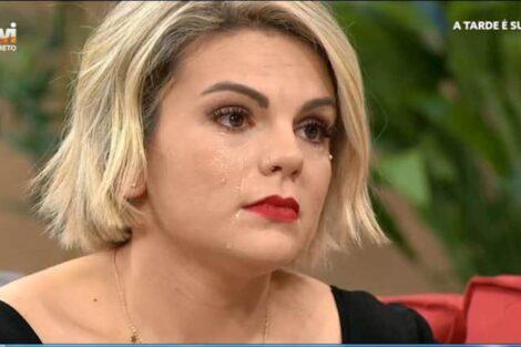 Fanny Rodrigues Lagrimas Fanny Atira: &Quot;As Mulheres São Mais Mesquinhas Do Que Os Homens&Quot;