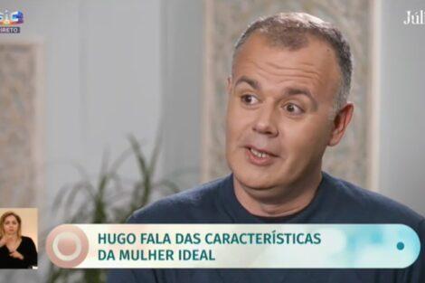 Hugo Casados A Primeira Vista Scaled E1580467514468 Hugo De 'Casados' Fala Sobre A Mulher Ideal: &Quot;Tem De Ser Fértil, Morena E De Direita&Quot;