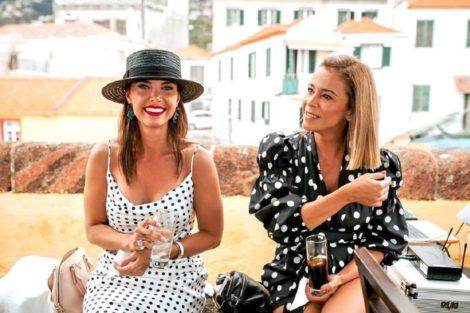Iva Domingues Rita Ferro Rodrigues Iva Domingues Mostra Foto Com Rita Ferro Rodrigues E Dedica-Lhe Um Elogio