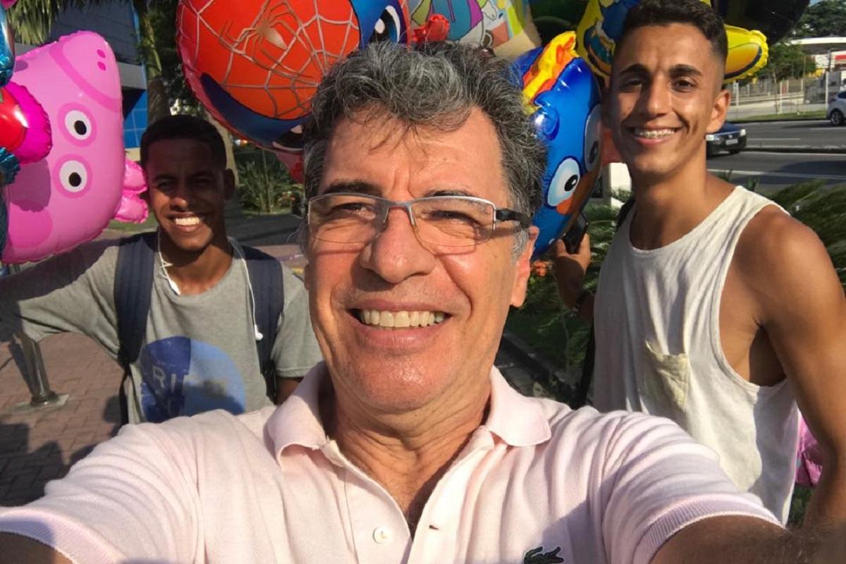 Paulo Betti Ator Brasileiro Paulo Betti Faz Desabafo Sobre A Morte Do Neto