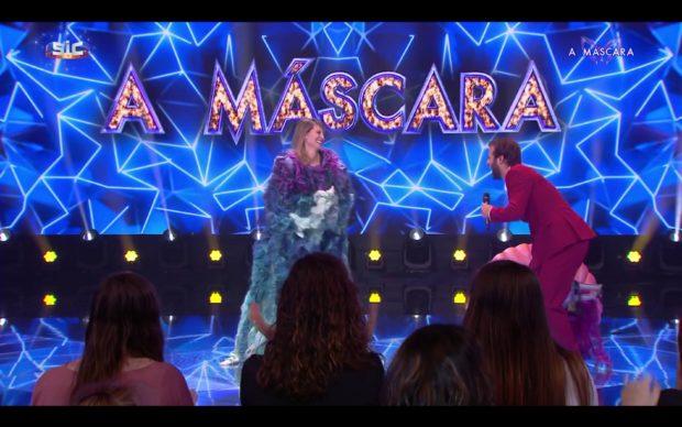 Perola Mascara Diana Pereira 3 Revelado Quem É A Pérola De A Máscara. Jurados Em Choque!