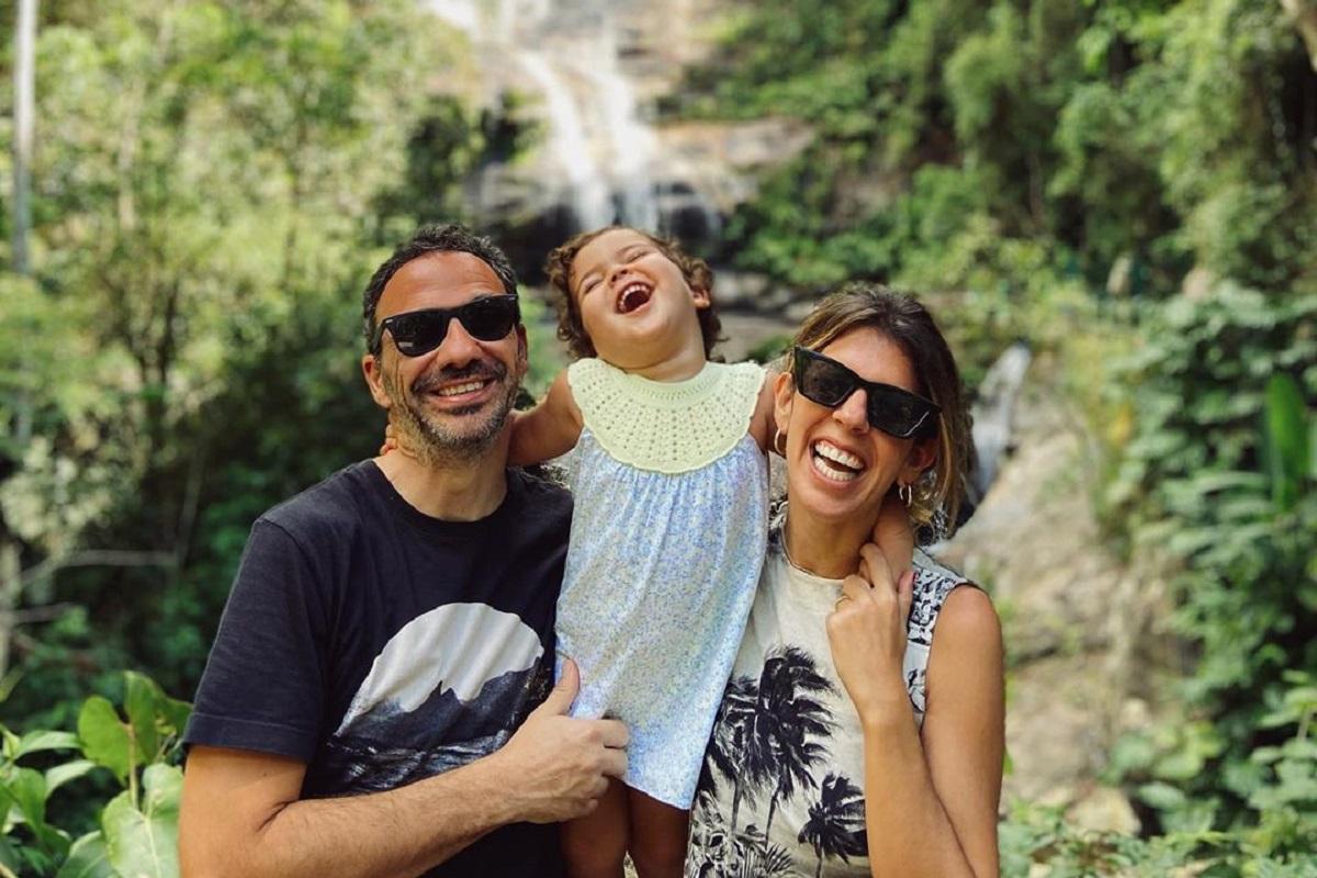 Rita Rugeroni Pedro Ribeiro Rita Rugeroni E Pedro Ribeiro Vivem Momentos De &Quot;Pânico&Quot; No Brasil
