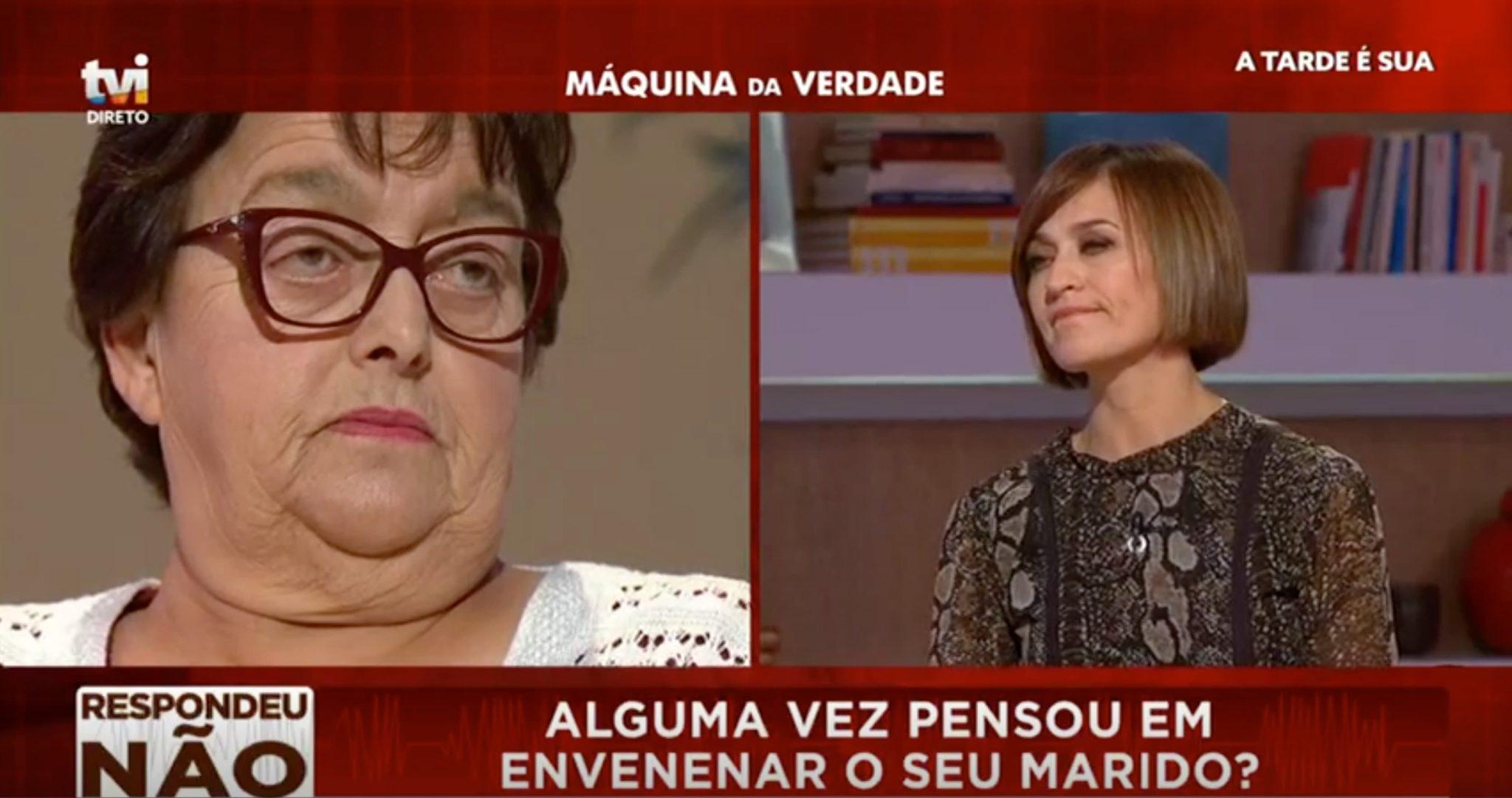 Rosa Oliveira A Tarde E Sua 1 Scaled Tvi. Rosa Oliveira É Acusada Pelo Marido De O Tentar Envenenar. Será Verdade?