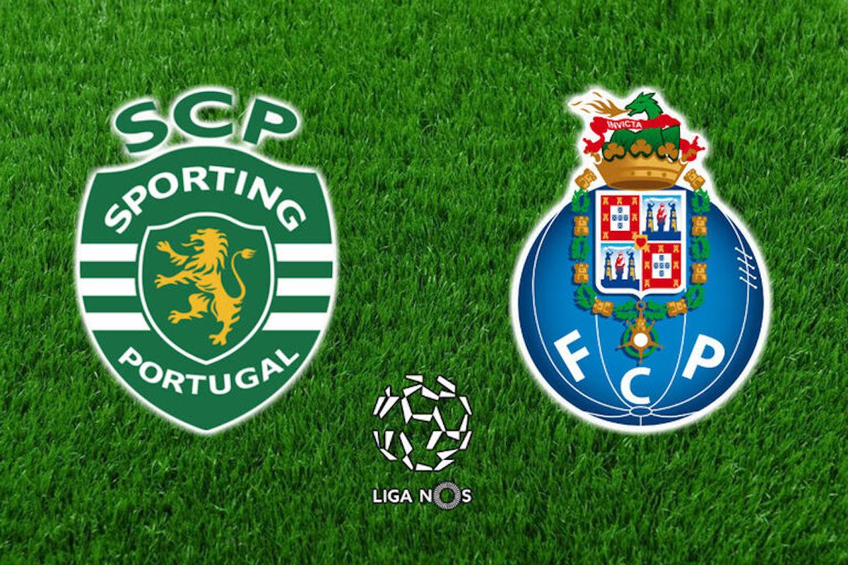 Sporting Fcporto Liga Nos Direto Sporting Vs Porto Em Direto Na Sport Tv 1
