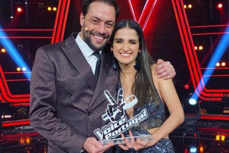 zambujo Vitória de Rita Sanches divide espectadores do The Voice Portugal