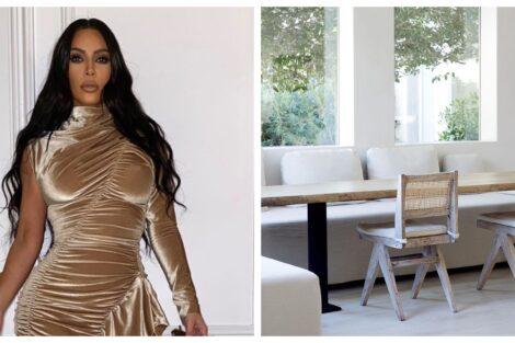 Kim Kardashian Casa 10 Kim Kardashian Mostra A Sua Casa