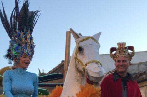 Luciana Abreu Carnaval 1 Scaled E1582499076569 Luciana Abreu Espalha Magia No Carnaval Da Mealhada
