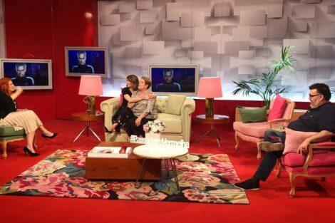 Passadeira Vermelha Joana Latino Nuno Azinheira Luisa Castel Branco &Quot;Acalma-Te!&Quot; Comentadores Do 'Passadeira Vermelha' Discutem Em Direto