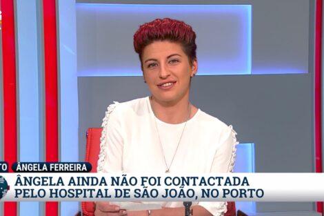 Angela Amor Sem Fim 1 E1581630077175 Hospital De São João Não Vai Destruir Esperma De Hugo. Ângela Já Reagiu