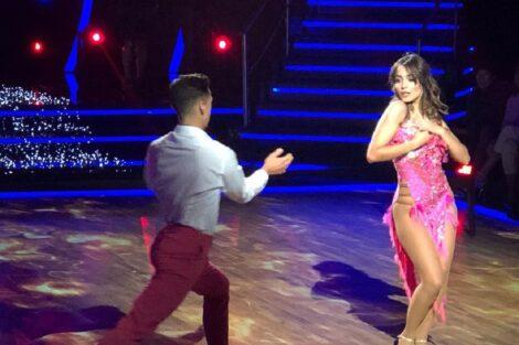 Angie Costa Dança Com As Estrelas Vadim Potapov Dança Com As Estrelas! Par De Angie Costa Acusado De Violência Por Joana Diniz