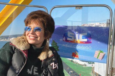 Barbara Guimaraes Chegou E Disse! Bárbara Guimarães Regressa À Televisão E Atira A Tvi Para O Fundo
