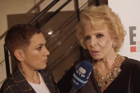 Beatriz Gosta Lili Caneças Lili Caneças Surpreende Beatriz Gosta: &Quot;Ainda Tenho O Período&Quot;