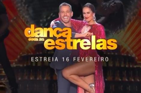 Dança Tvi Concorrente De 'Dança Com As Estrelas' Com Pensos Nos Pés A Poucos Dias Da Estreia