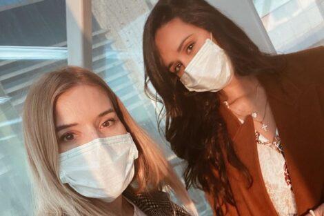 Ines Mendes Da Silva Rita Pereira E1580844906477 Rita Pereira Vai De Viagem Mas Toma Precauções Contra Coronavírus