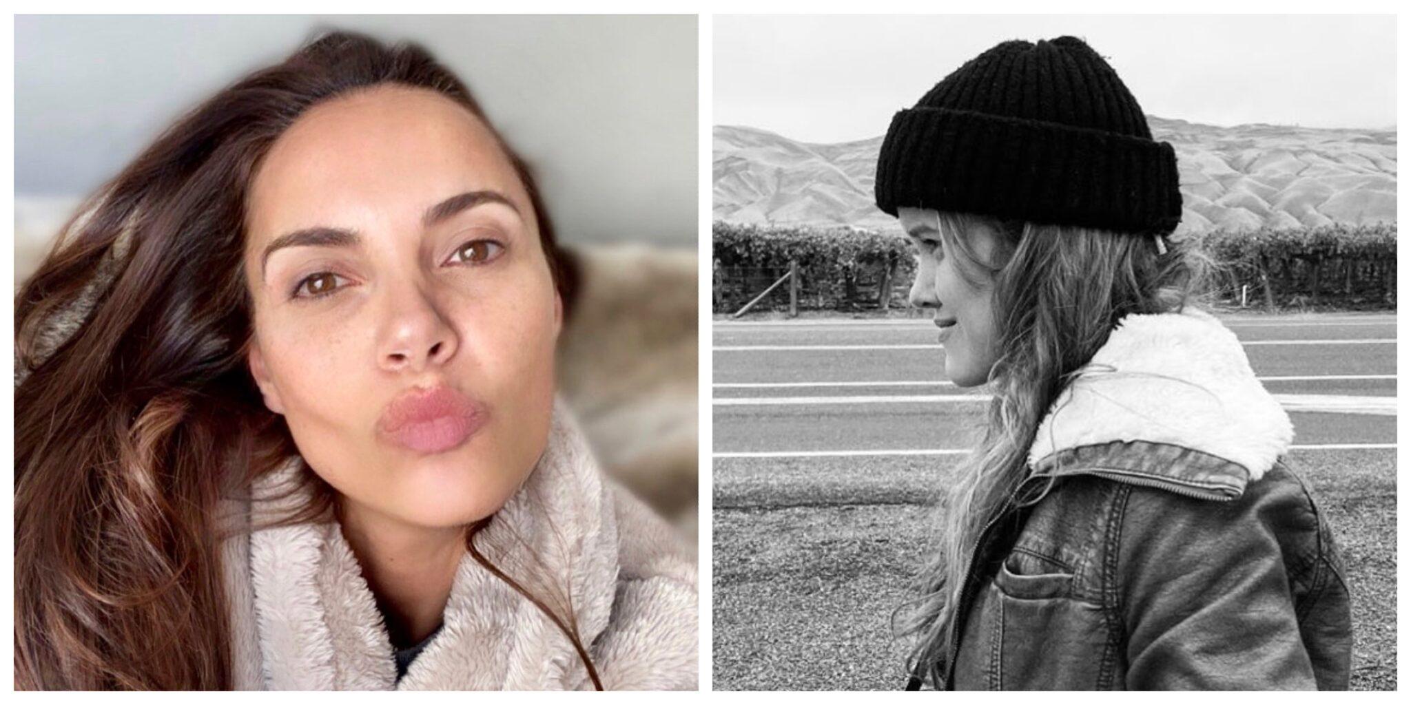"""iva domingues filha carolina scaled Iva Domingues partilha rara foto da filha: """"Está a 9 mil quilómetros de distância"""""""