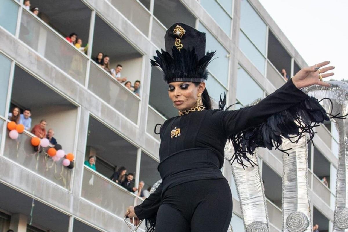 Jose Castelo Branco 3 Nem Os Imprevistos O Abateram! José Castelo Branco Arrasa No Carnaval