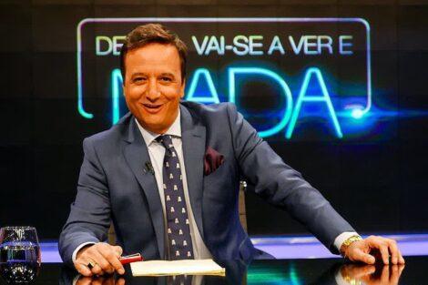 """jose pedro vasconcelos e1582327253382 Zé Pedro Vasconcelos deixa sentida mensagem ao irmão: """"É médico em Espanha"""""""