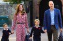 Kate William George Charlotte E1582760321421 Wiliam E Kate Vão Celebrar A Páscoa Com Os Filhos De Forma Especial