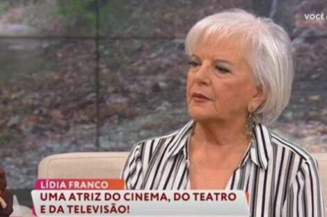 "Lidia Franco Lídia Franco Revela Drama: ""Roubou-Me A Casa, Roubou-Me Tudo"""