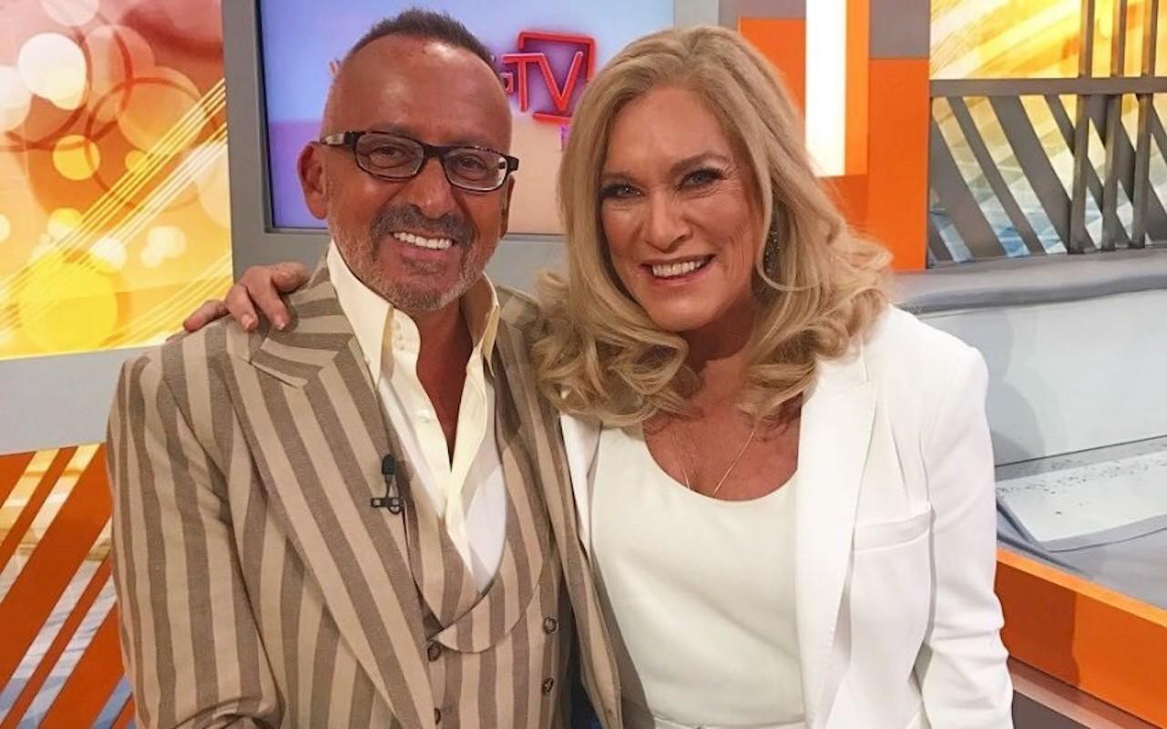 Manuel Luis Goucha Teresa Guilherme Voce Na Tv Goucha Terá Feito Queixa De Teresa Guilherme Em 2018