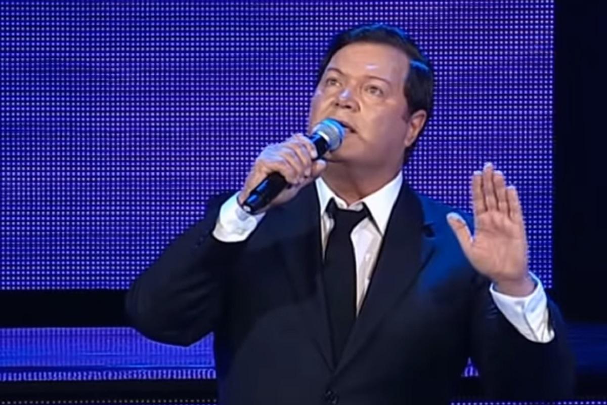 Marco Paulo 1 Marco Paulo Surpreende E Canta Música De Pedro Abrunhosa. Oiça Aqui!