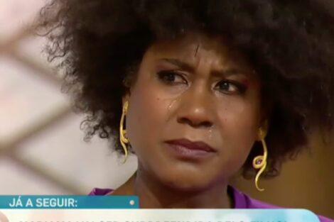 Mariama Barbosa Scaled E1580930586555 Mariama Barbosa Desabafa Em Lágrimas: &Quot;Passei Muita Fominha&Quot;