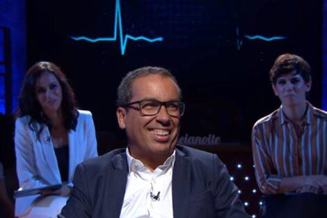 Rui Santos Rui Santos Revela Qual É O Clube Que Apoia