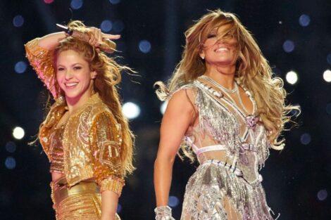Shakira Jennifer Lopez E1580723521357 Shakira E Jennifer Lopez Arrasam No Super Bowl... E Houve Uma Surpresa