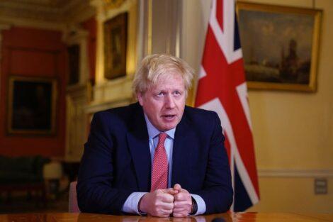 Boris Johnson William E Kate Enviam Mensagem De Apoio A Boris Johnson