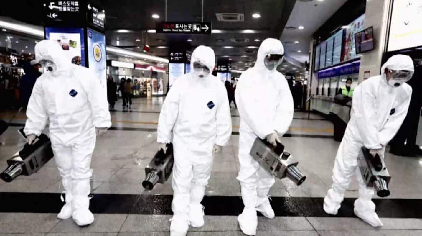Coronavirus Odisseia Estreia Documentário Sobre Coronavírus Estreia Na Televisão