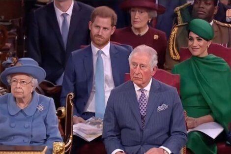 Familia Real Britanica Covid-19. Membros Da Família Real Britânica Vão Ser Examinados Todos Os Dias