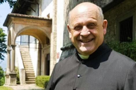 Giuseppe Berardelli Padre Italia Covid-19. Padre Morre Depois De &Quot;Ceder&Quot; Ventilador Para Salvar Vida De Um Jovem