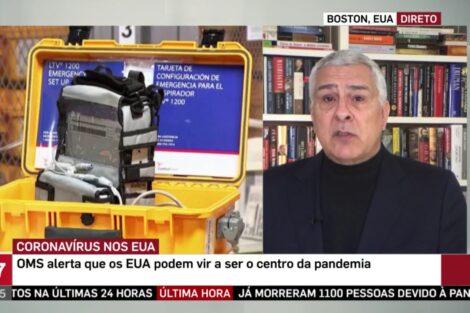 Luis Costa Ribas Scaled E1585085330411 Sic Volta A Dar Informação Errada: &Quot;Não Causem Mais Pânico Nas Pessoas Por Favor!&Quot;