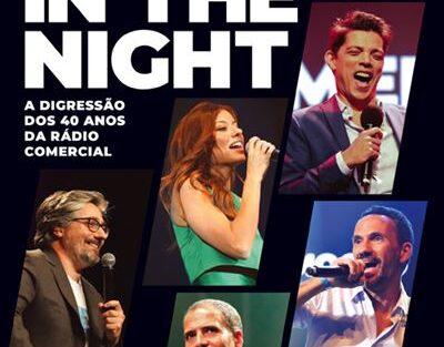 Manhas In The Night Rádio Comercial Lança Livro &Quot;Manhãs In The Night&Quot;