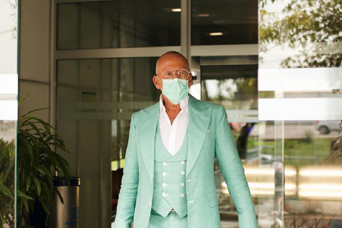 Manuel Luis Goucha Mascara Comentário De João Montez Causa Polémica Em Fotografia De Goucha