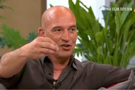 Nuno Graciano Nuno Graciano Confessa Paixão Por Fátima Lopes Em Direto