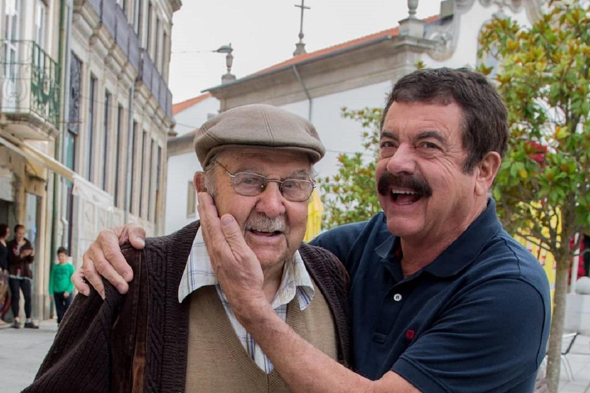 Quim Barreiros Pai Quim Barreiros Está Preocupado Com O Pai De 101 Anos