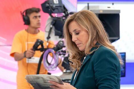 Alexandra Borges Alexandra Borges Faz Exigência Ao Diretor De Informação Da Tvi