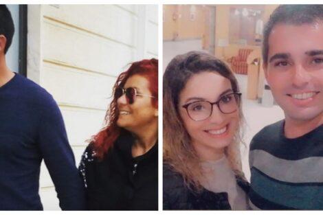 Antoniohipolito Liliana E Angel Liliana Oliveira Acaba Com Noivado De Angel Magalhães E António Hipólito